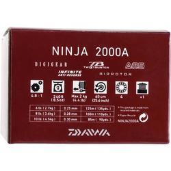 CARRETES PESCA NINJA 2000 A