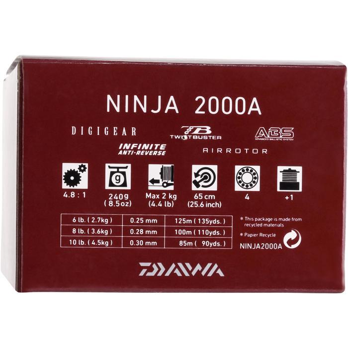 MOULINETS PECHE NINJA 2000 A - 1153693