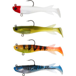 OMARU 80 MULTICOLOUR 1 SOFT LURE FISHING KIT