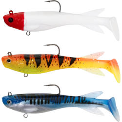 OMARU 110 MULTICOLOUR 1 SOFT LURE FISHING KIT
