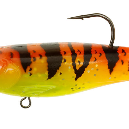 DUDDON 120 MULTICOLOR 1 SOFT LURE FISHING KIT