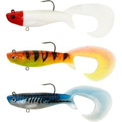 Set softbaits hengelsport Duddon 120 multicolor 1