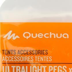 Piquets ultralights pour tentes de trek (x5)