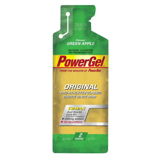 Energiegel Power Gel appel 4x 41 g - 1153844