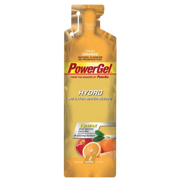 Gel énergétique HYDROGEL orange 67ml