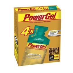 Gel energético POWER GEL limón 4x41 g