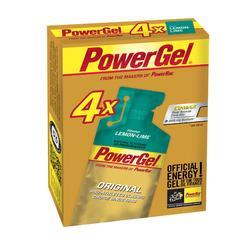 Gel energético POWER GEL limón 4x41 g