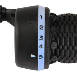 5-Speed Grip Shifter