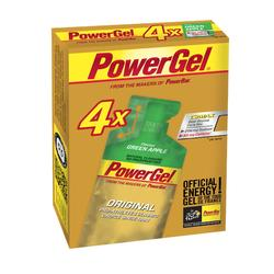 Gel Energético Triatlón Power Gel Manzana 4 X 41 G