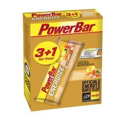 Barre énergétique ENERGIZE vanille amande 3x55g +1 FREE