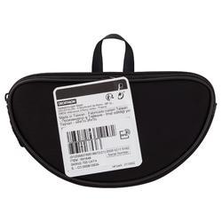 Sonnenbrille Sportbrille MH570 Kategorie4 Erwachsene schwarz/blau