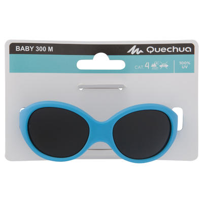 Baby aged 6-24 months Hiking Sunglasses Category 4 MH B100