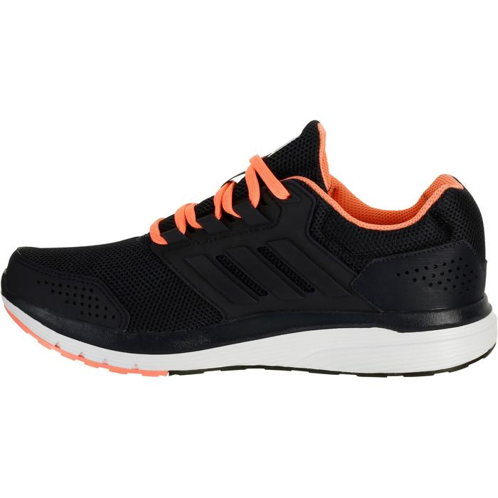 Hardloopschoenen voor dames Adidas Galaxy 4 zwart