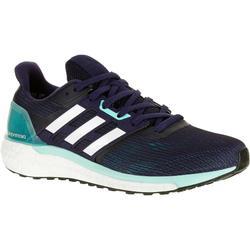 Hardloopschoenen voor dames Adidas Supernova Boost 9 blauw