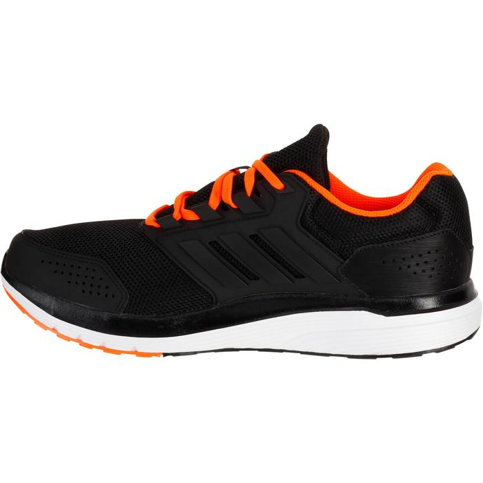CHAUSSURES JOGGING COURSE A PIED ADIDAS GALAXY 4 HOMME NOIR - 1154220