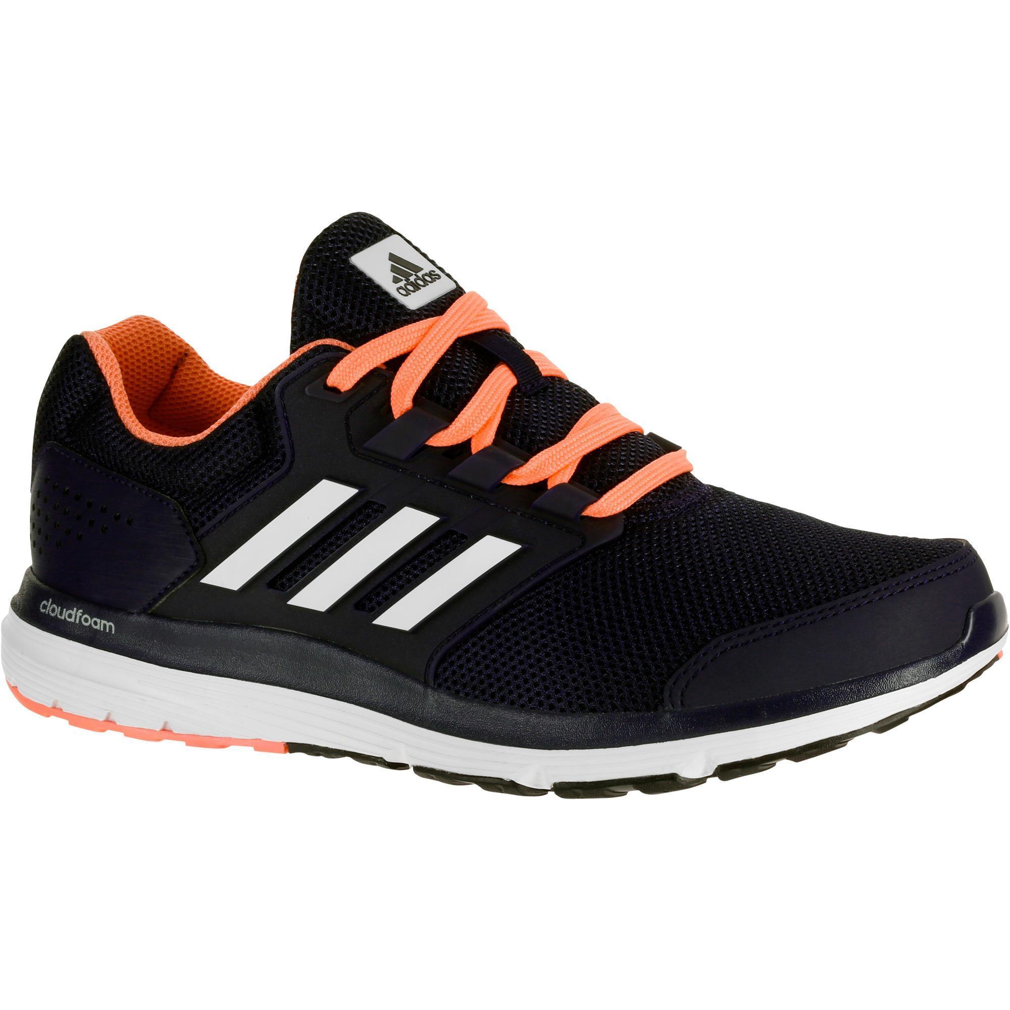Adidas Hardloopschoenen voor dames Adidas Galaxy 4 zwart