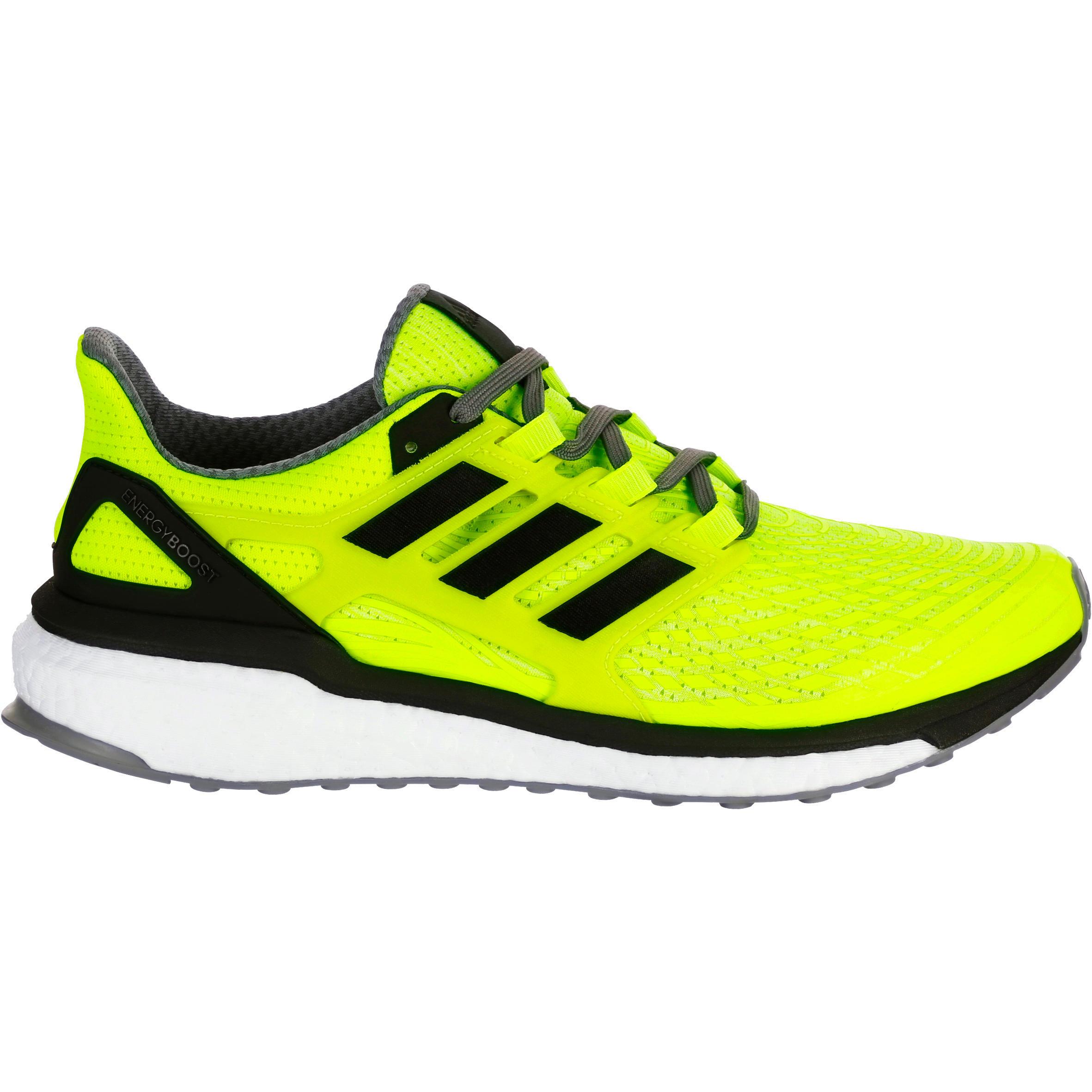 Energy Running 3 Adidas Chaussure Homme Boost Jaune 2HIWE9YD