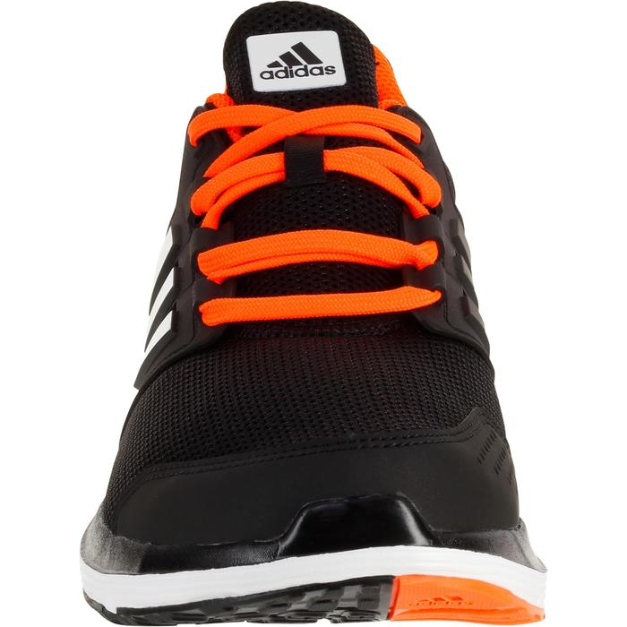 CHAUSSURES JOGGING COURSE A PIED ADIDAS GALAXY 4 HOMME NOIR - 1154351