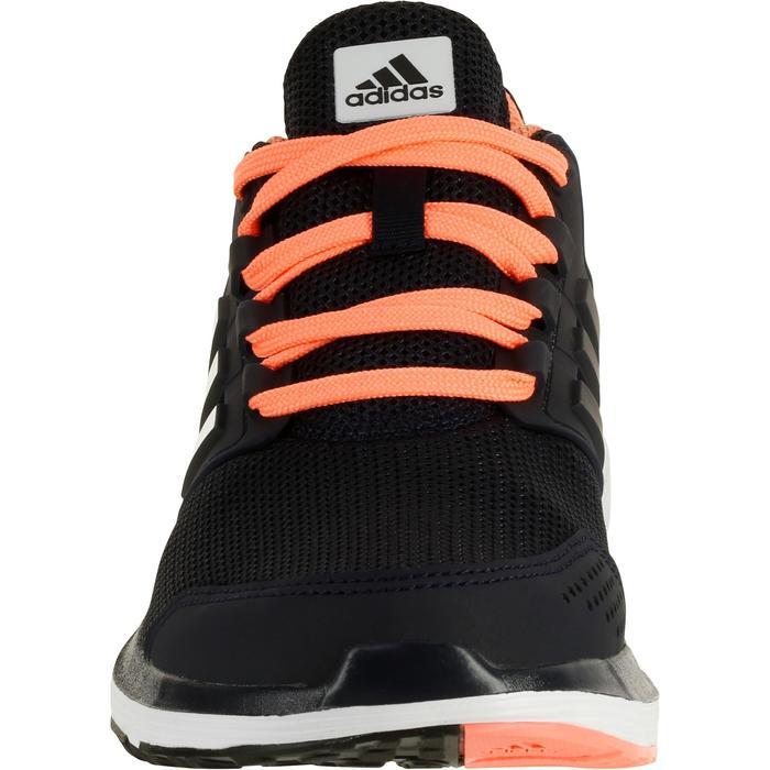sports shoes 88fe6 d3979 ZAPATILLAS JOGGING RUNNING ADIDAS GALAXY 4 MUJER NEGRO