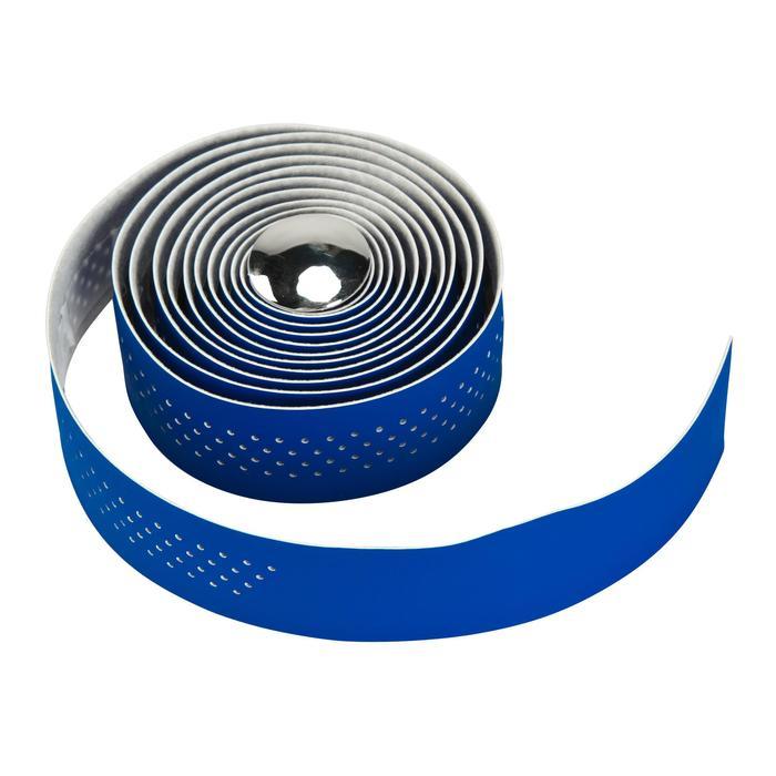 Mikrofaser-Lenkerbänder 500 blau