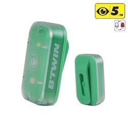 Led fietsverlichting Vioo Clip 500 voor- en achterlicht USB