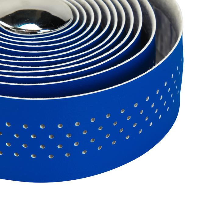 500 Microfibre Handlebar Tape - Blue