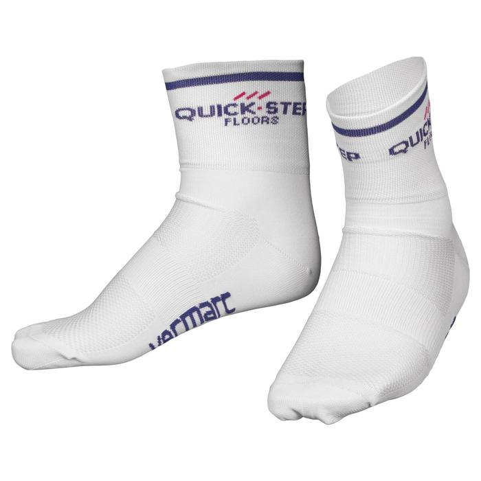 Chaussettes vélo Quickstep Floor 2017-18 - 1154479