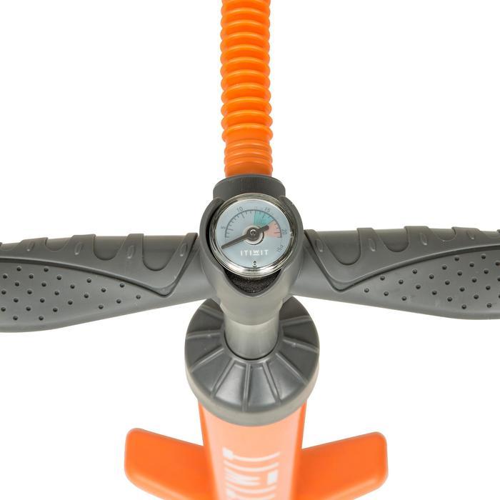 Planche à voile gonflable 320L adaptée à l'apprentissage du windsurf. - 1154493