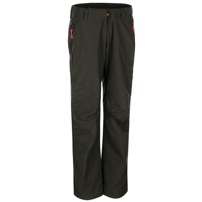 Trekking 100 Women's Trousers - Black