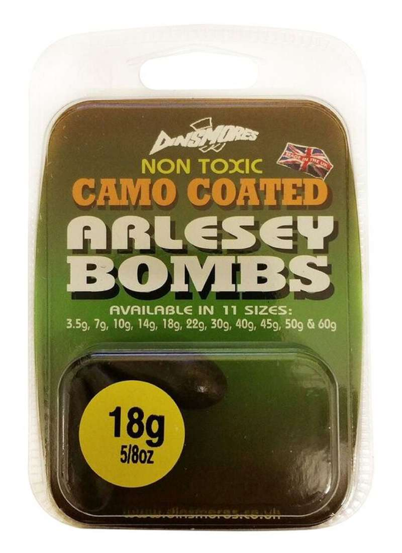 POLE, MATCH, BOLO BALANCING WEIGHTS Fishing - Arlesey Bombs DINSMORES - Coarse and Match Fishing