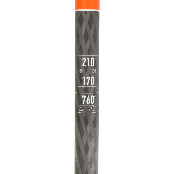 SUP-Paddel Stand Up Paddle 500 Carbonrohr verstellbar 170–210cm