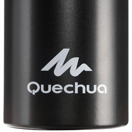 фляга алюминиевая 1,5-литровая для походов с функцией быстрого открытия 500