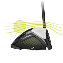 Driver de Golf Taylormade M2 Droitier Graphite Vitesse moyenne & Taille 2