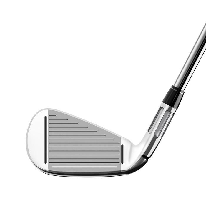 Série de fers Golf M2 DROITIER ACIER VITESSE RAPIDE & TAILLE 2