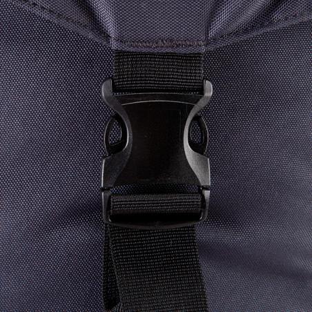 sac à dos randonnée forclaz 70 litres gris