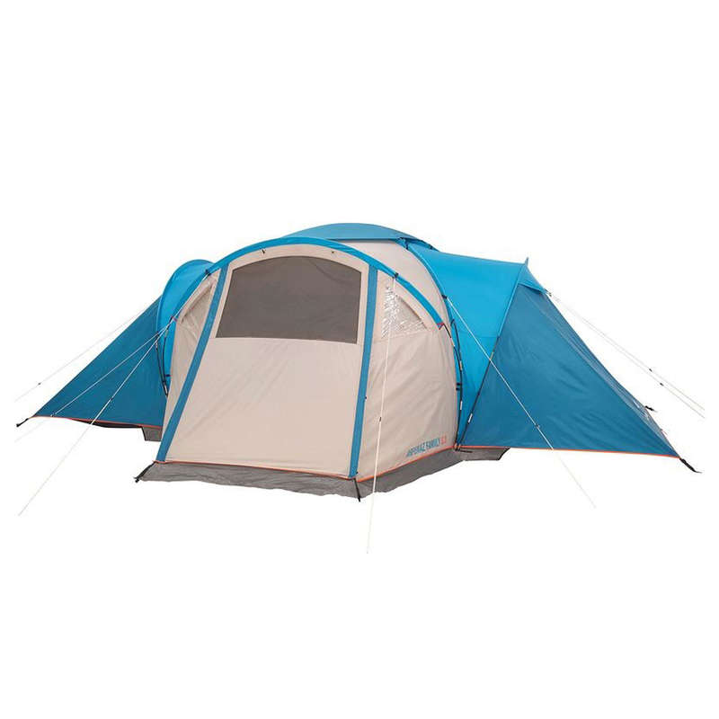 SPARE PARTS FAMILY/BASE CAMP TENTS Camping - Flysheet - Arpenaz Family 6.3 QUECHUA - Tent Spares and Repair
