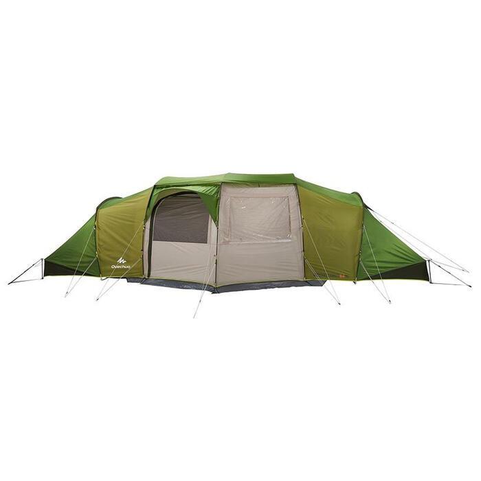 Doble Techo Tienda Campaña Camping Quechua Arpenaz Family 8.4 XL