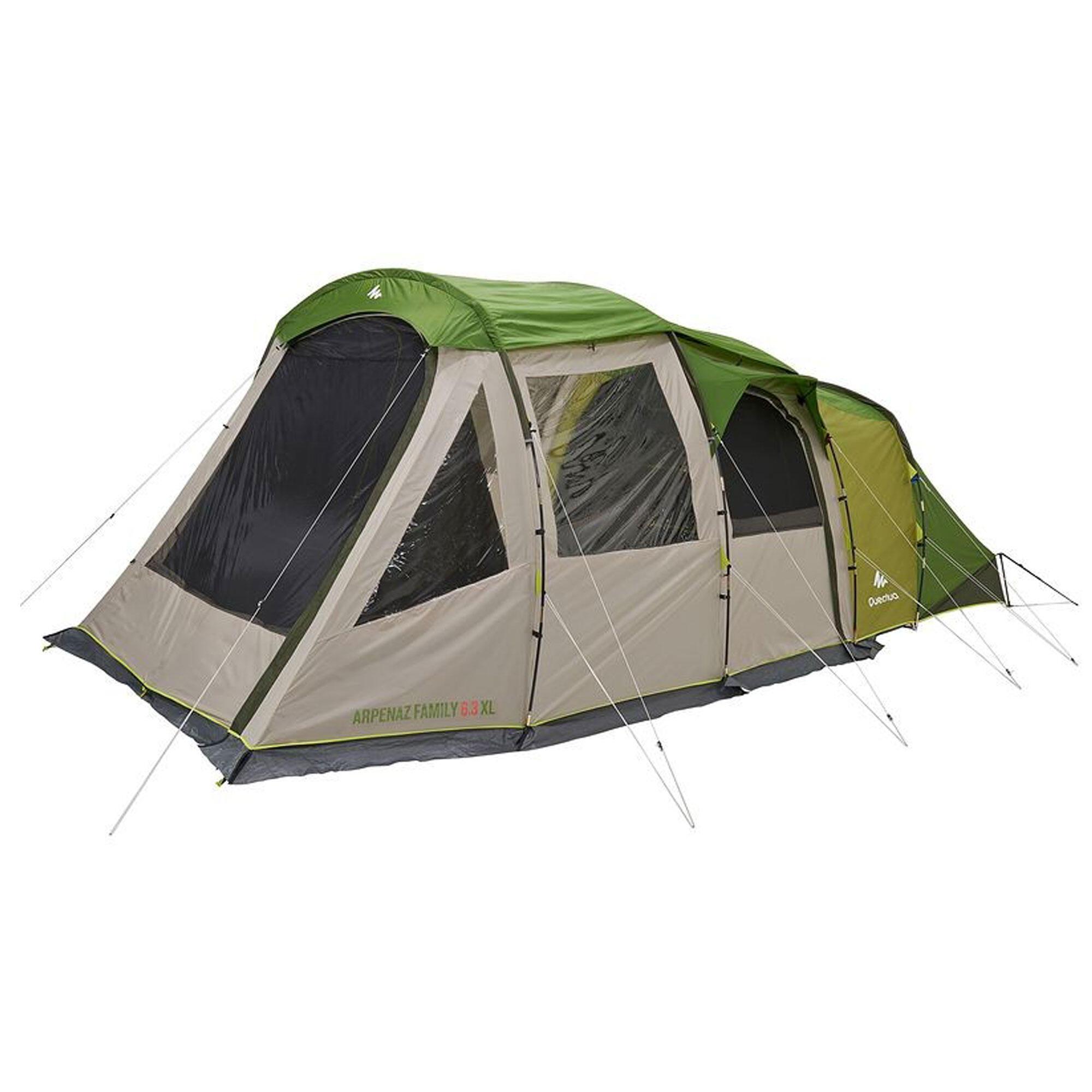 Quechua Buitentent voor tent Arpenaz Family 6.3 XL Sport>Tenten>Festivaltenten kopen