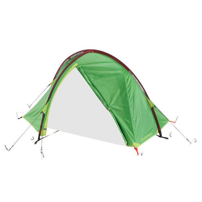 Buitentent voor de Quickhiker 2-tent