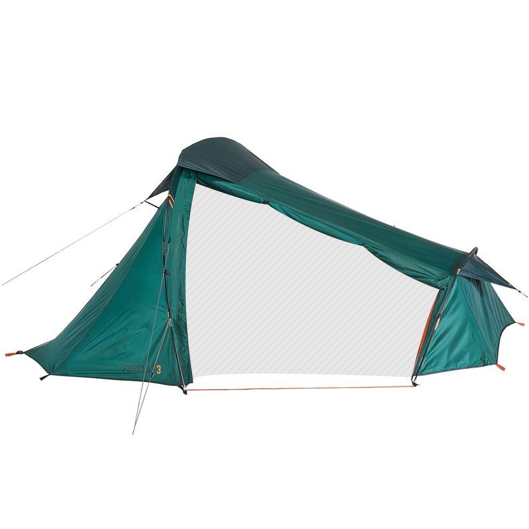 Quechua Buitentent voor de tent Forclaz 3