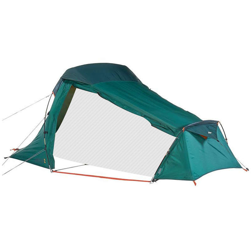 SPARE PART TREKKING TENTS Camping - Forclaz 2 Flysheet QUECHUA - Tent Spares and Repair