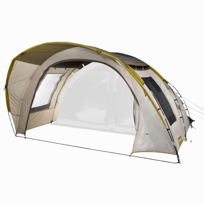 Doble Techo Tienda Campaña Camping Quechua T6.2