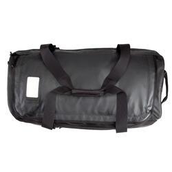 Trekkingtas op wieltjes 100 l zwart - 115490