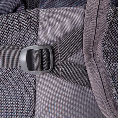 Туристичний рюкзак Forclaz, 70 літрів – Темно-сірий