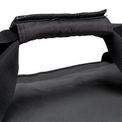 Trekkingtas op wieltjes 100 l zwart - 115500
