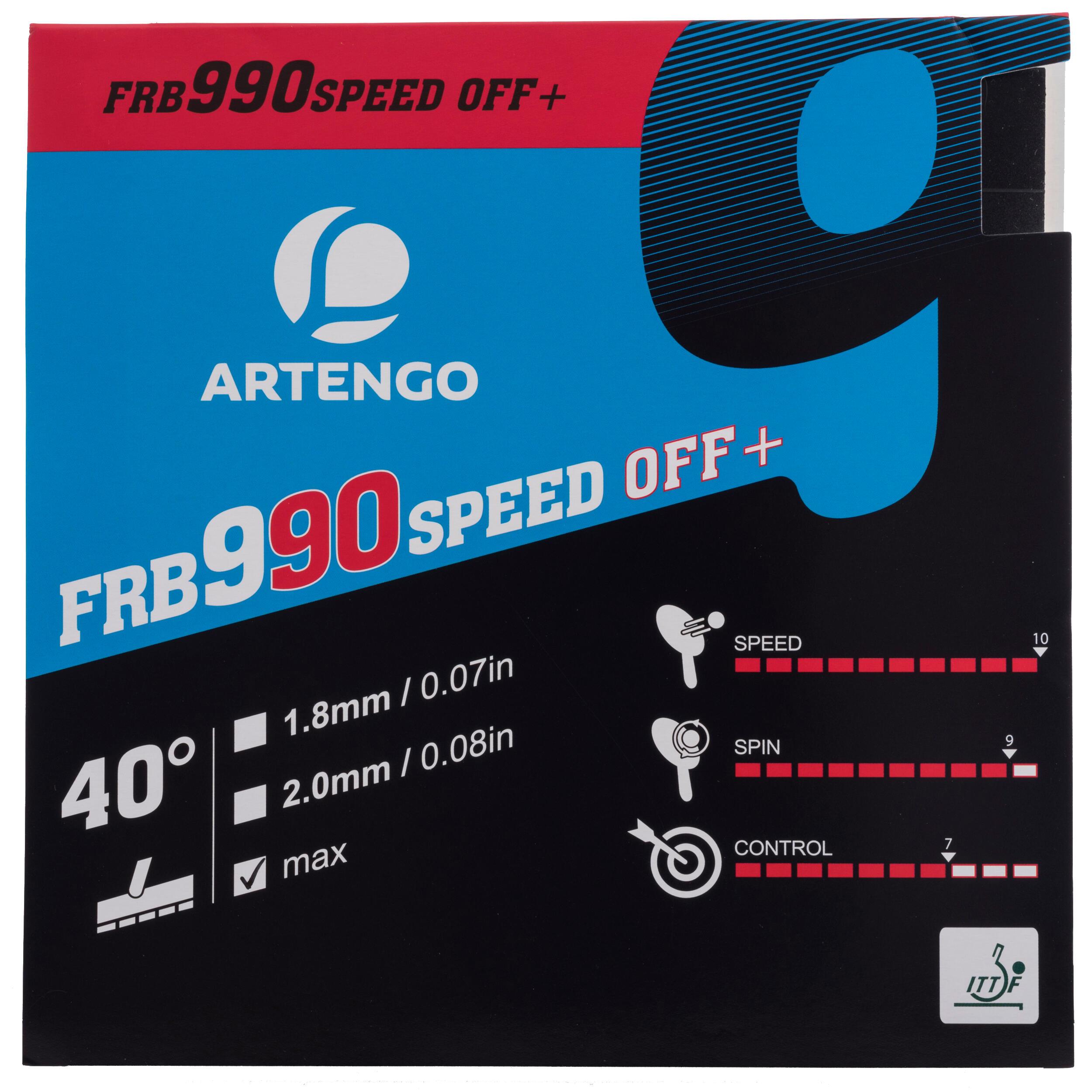 Față Paletă FRB990 Speed 40° imagine produs