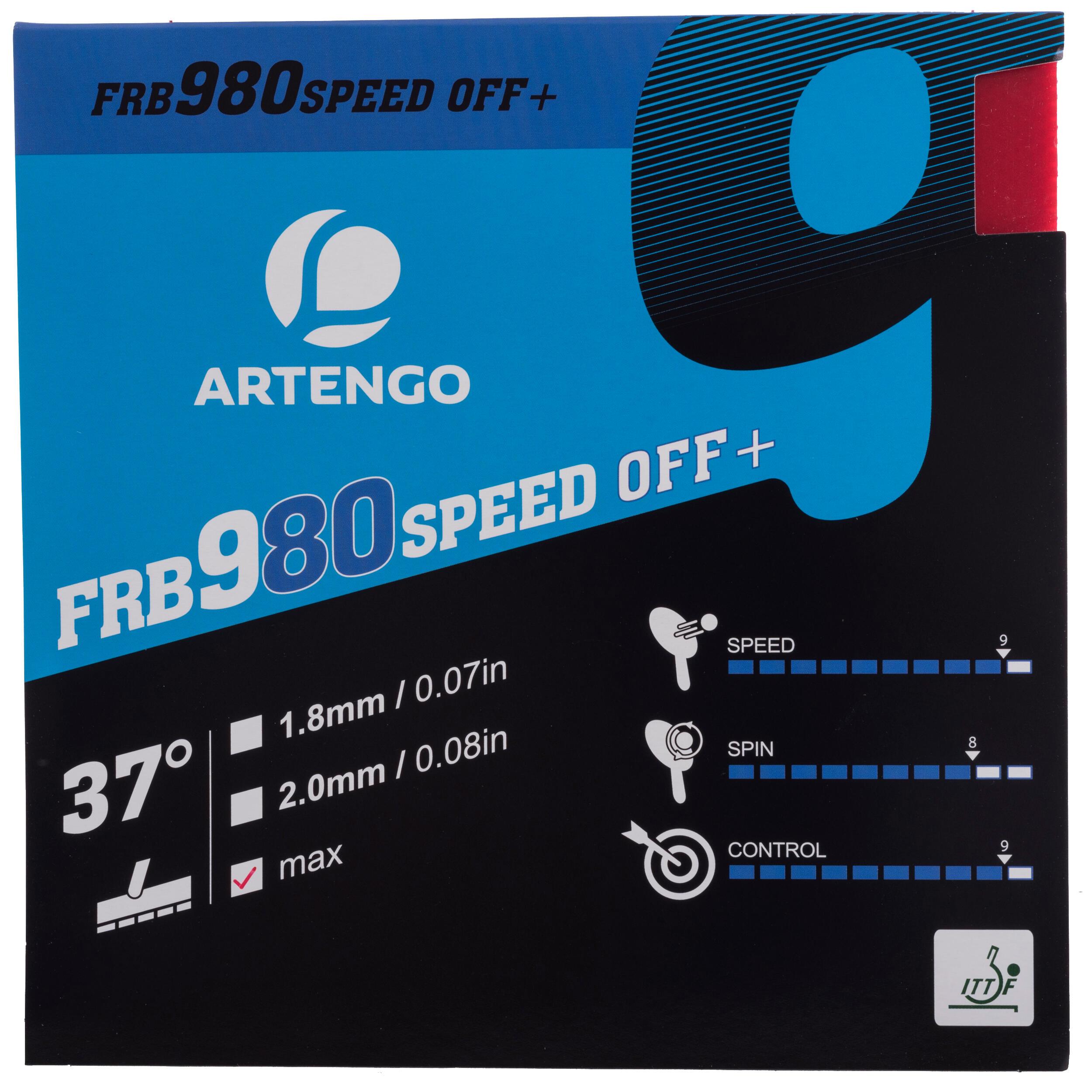 Față Paletă FRB980 Speed 37° imagine