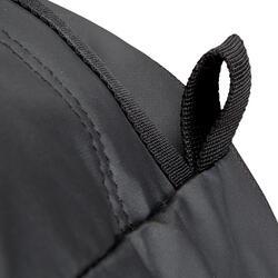 Trekkingtas op wieltjes 100 l zwart - 115501