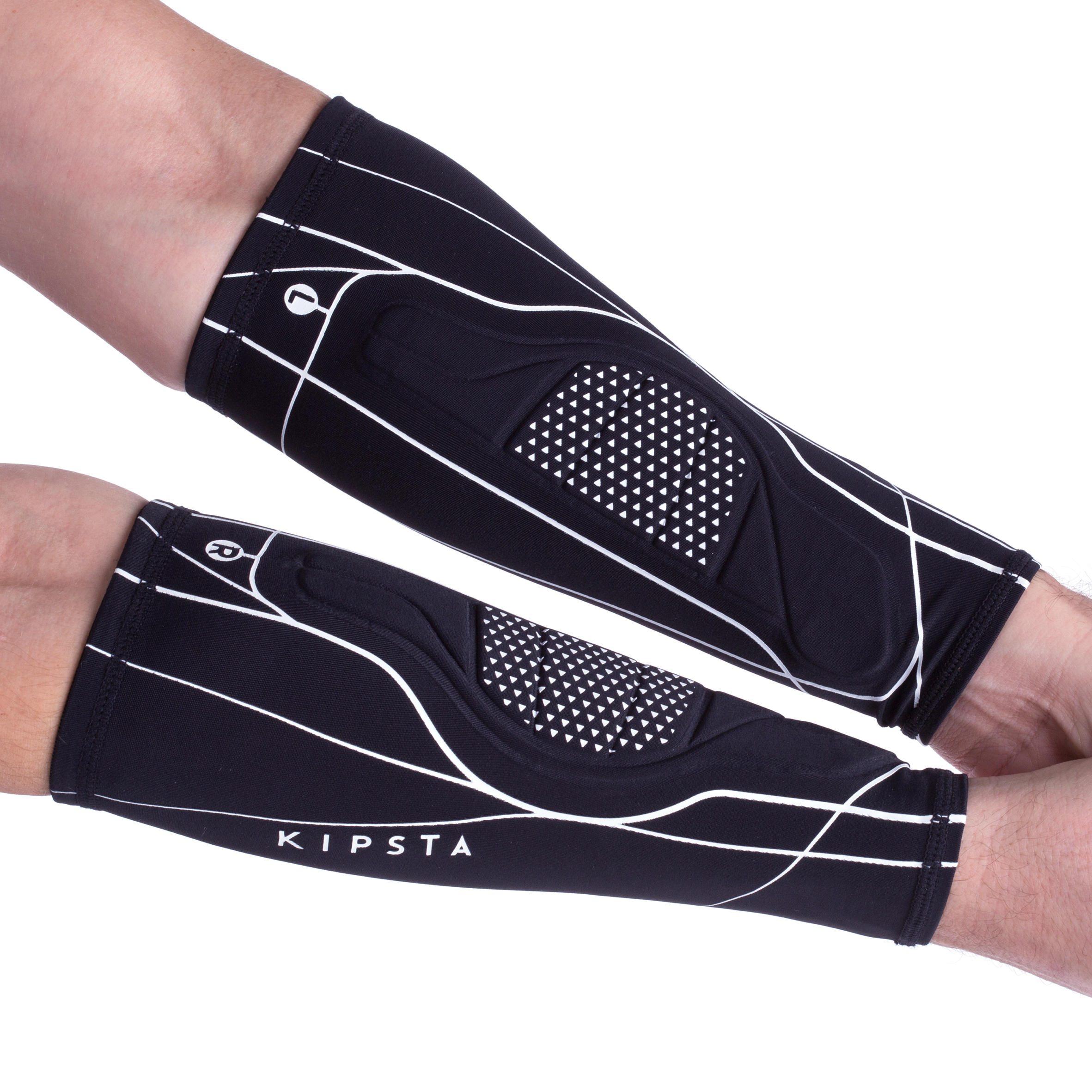 V100 Volleyball Sleeves Black