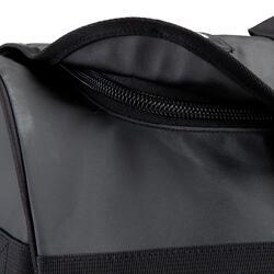 Trekkingtas op wieltjes 100 l zwart - 115503